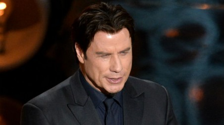 Travolta Introduces Adela Dazeem