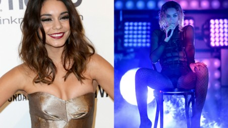 Vanessa Hudgens Beyonce Feature