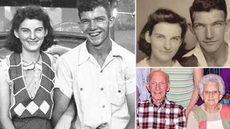 Couple married 70 Years Die 15 Hours Apart broken Heart