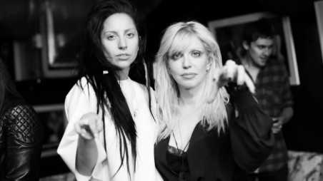 Lady Gaga, Courtney Love
