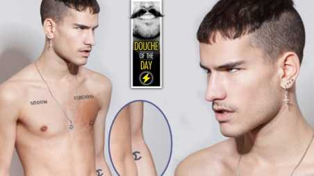Douche Day Photos Hipsters Tattoos Beards Mustaches Sodom Gomorrah