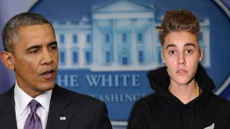 Justin Bieber Deportation Petition White House Refuses Obama Comment