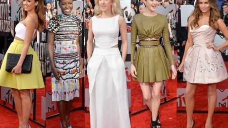 MTV Movie Awards Photos Red carpet Best Worst dressed Style