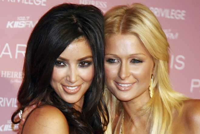 Paris Hilton Kim Kardashian Feature
