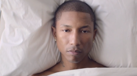 Pharrell - Marilyn Monroe music video