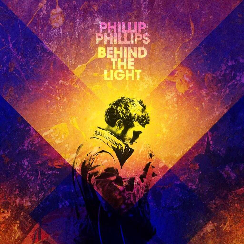 Phillip Phillips - Behind The Light album cover art