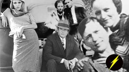 Bonnie clyde death true story real facts fiction photos