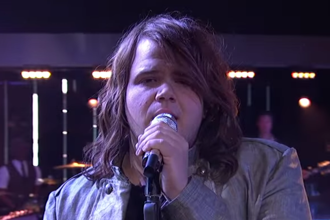 Caleb Johnson - American Idol XIII Top 5