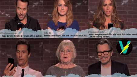 Celebrities-Reading-Mean-Tweets-Video-Sofia-Vergara-Gary-Oldman-Jeremy-Piven