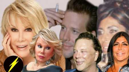 Celebrity Plastic Surgery Disasters Photos Worst Before After