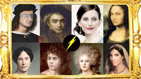 Celebrity Renaissance Photos Classic Paintings Portraits