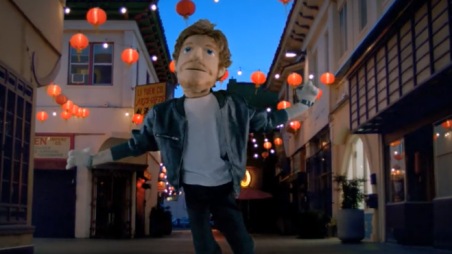 Ed Sheeran - Sing Music Video