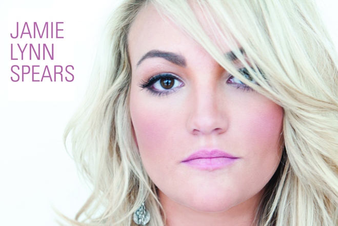 Jamie Lynn Spears - The Journe EP cover 1