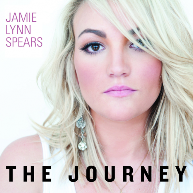 Jamie Lynn Spears - The Journey EP cover