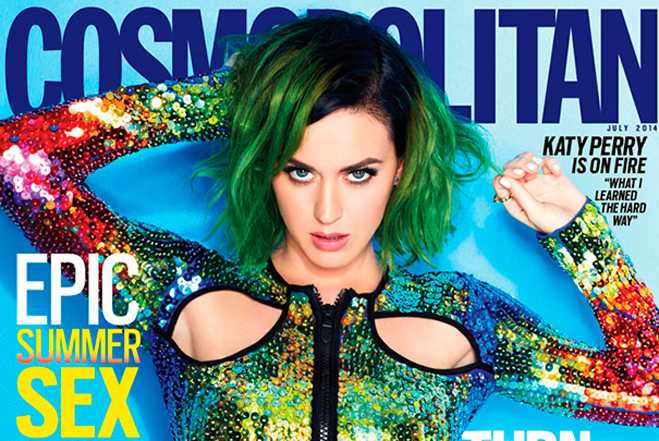 Katy Perry - 2014 Cosmo America 1