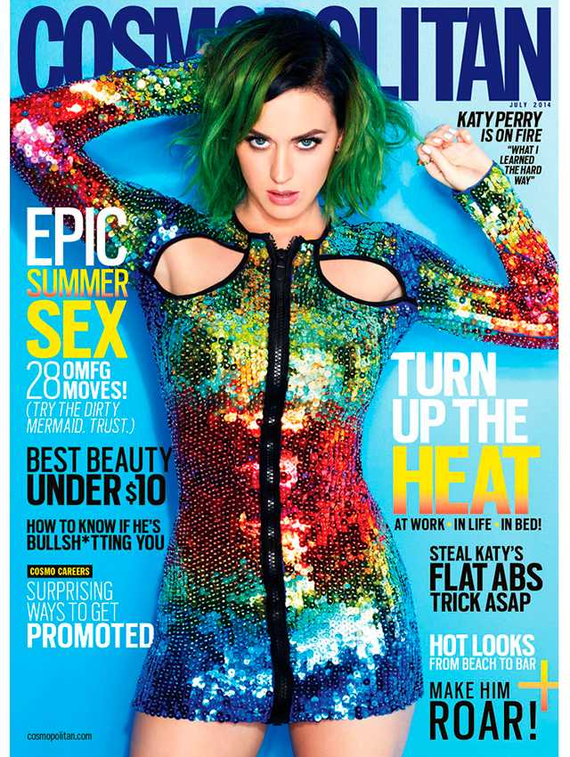 Katy Perry - 2014 Cosmo America
