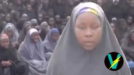 Kidnapped Nigerian Schoolgirls Video Praying Boko Haram Demands Converted Islam