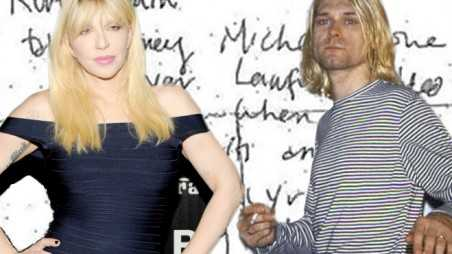 Kurt Cobain Note Courtney Love Trashes Bitch Suicide Relationship Murder