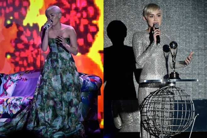 Miley Cyrus World Music Awards