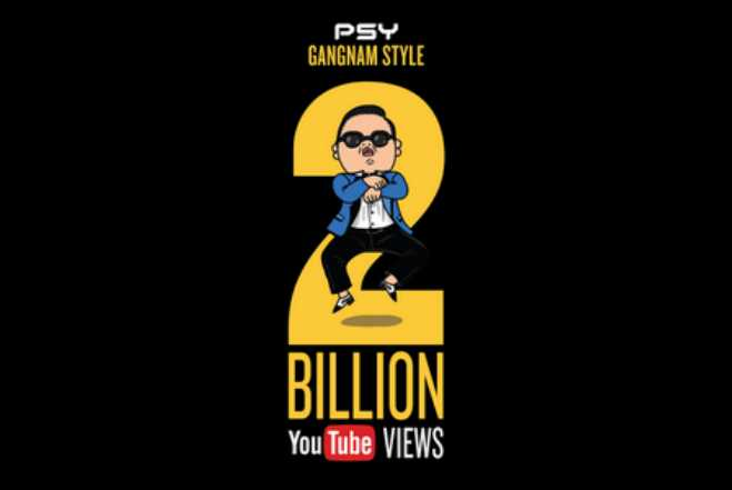 PSY 2 Billion Views Feature