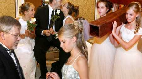Purity Ball Movement Photos History Meaning Ceremony Origin