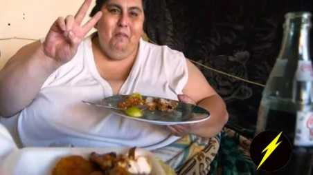 Worlds Heaviest Man Photos Dead Dies Manuel Meme Uribe