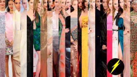 celebrity red carpet photos best worst dressed Met Ball Gala