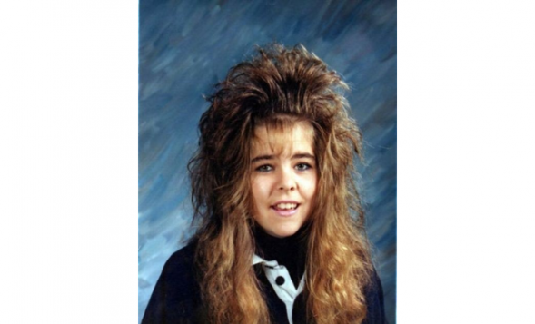 Hair Style In The 80s: Best Of The Worst Really Awful Hairstyles That Are Like So
