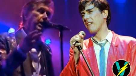Bryan Ferry glastonbury video lets stick together