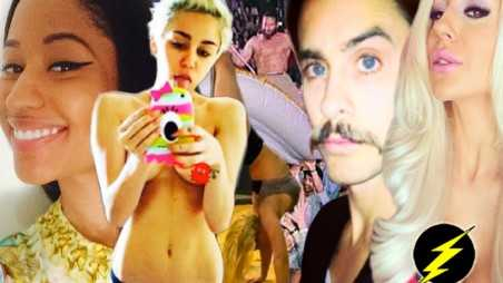 Celeb Social Media Nude Photos bikini selfies crazy funny