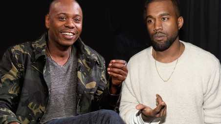 Dave Chappelle Kanye West Meeting Jimmy Fallon Video