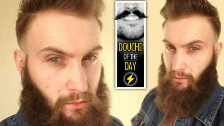 Douche Day Photos Mustaches Beards Hipsters Tattoos DeNiro