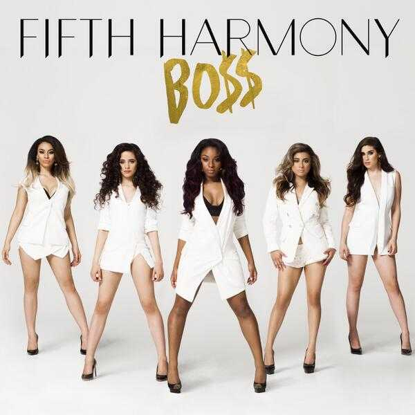 Fifth Harmony - BO$$ Single Cover Art