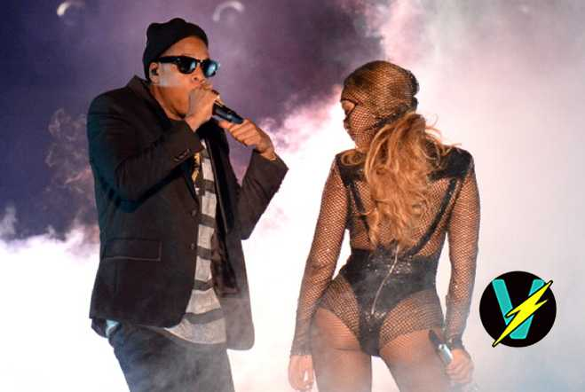 Jay Z Beyonce Wedding Video Blue Ivy On The Run Tour