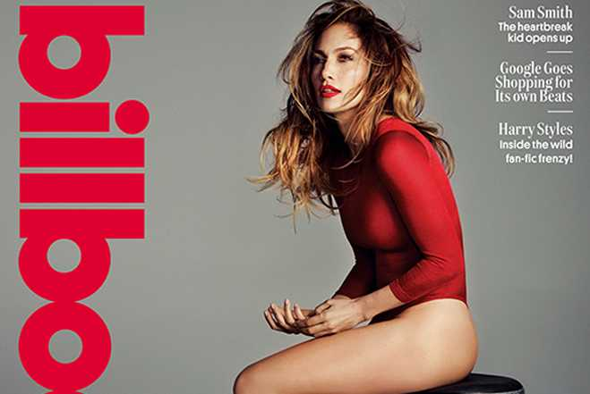 Jennifer Lopez 2014 Billboard Magazine Cover 1