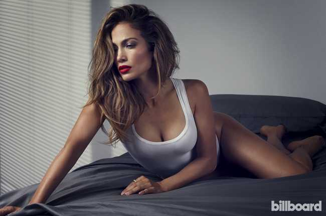 Jennifer Lopez - 2014 Billboard Magazine Cover Shoot