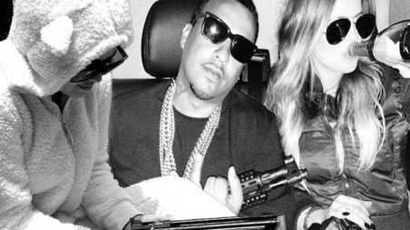 Khloe Kardashian Guns Photo Dating French Montana Desperate Attention