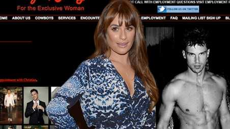 Lea-Michele-dating-male-escort-Gigolo-Cowboys4Angels-Matthew-Paetz