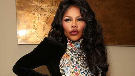 Lil Kim baby name birth daughter dad father