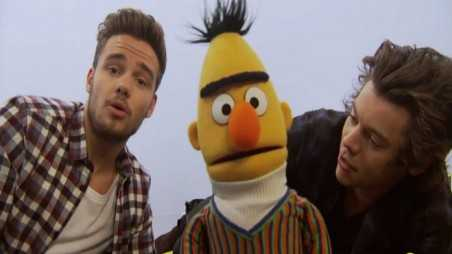 One Direction Sesame Street Featured