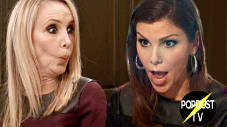 Real Housewives Orange County Heather Dubrow Shannon Beador Fight Feud