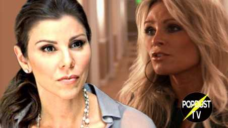 Real Housewives Orange County Heather Dubrow Tamra Judge Fight Good Day la