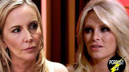 Real Housewives Orange County Shannon Beador divorce tamra barney bitch