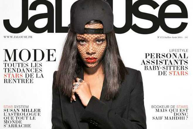 Rihanna Jalouse feature