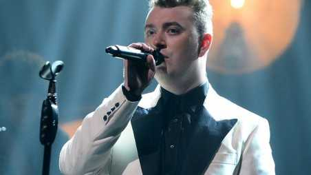 Sam Smith Headlines Apollo Theater On Night Of Album Release