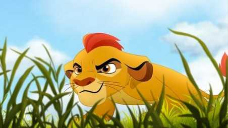 The Lion Guard Featured