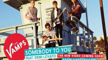 The Vamps Demi Lovato STY Featured