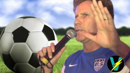 World Cup Will Ferrell video US Soccer Team germany belgium