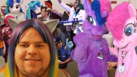 bronies photos videos documentary My Little pony adult fans conventions