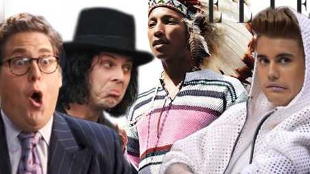 pharrell native americans justin bieber jonah hill jack white apology controversy